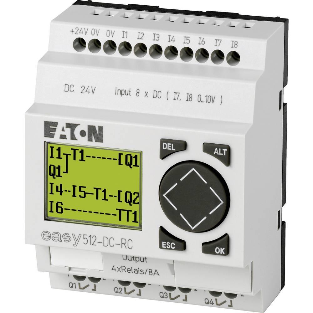 SPS-krmilni modul Eaton easy 512-DC-RC 274109 24 V/DC