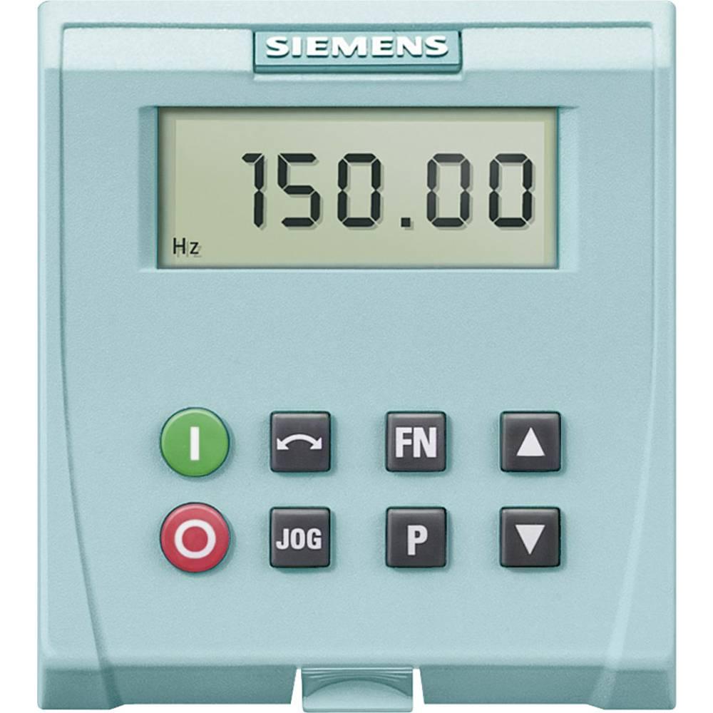 Upravljačka ploča Siemens 6SL3255-0AA00-4BA1 Siemens Sinamics G110