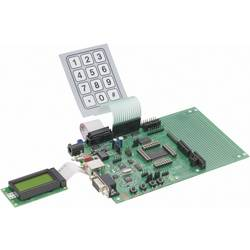 Evaluationsboard C-Control Mega 128 Pro 2 x RS 232, USB
