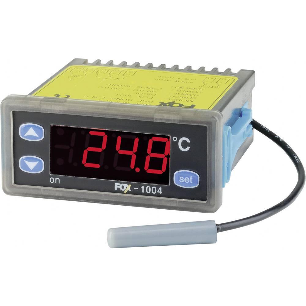Conrad Uravnalnik temperatureFOX 230 V/50 Hz Izhod (amper)2Rel 250 V/AC/2 A Vgradne me