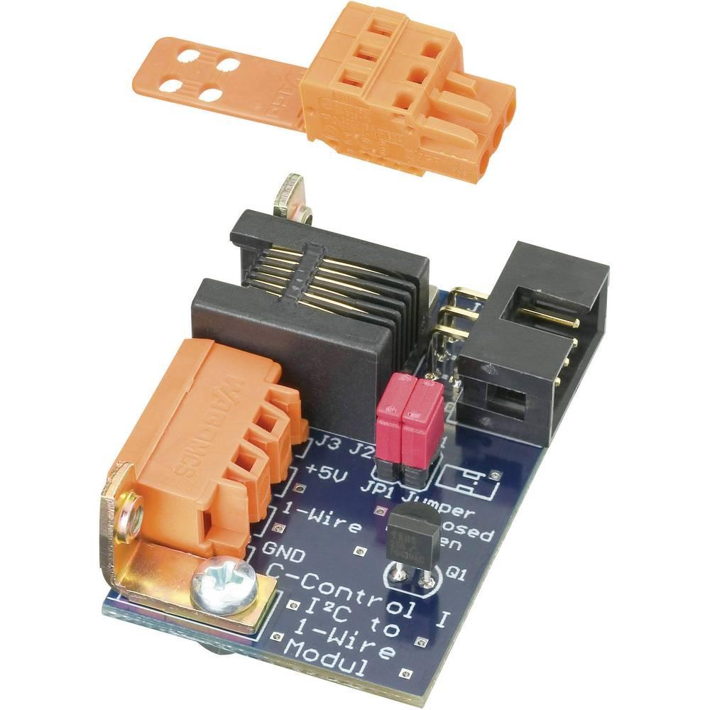 Pretvorniški modul iz I˛C-Busv1-Wire C-Control