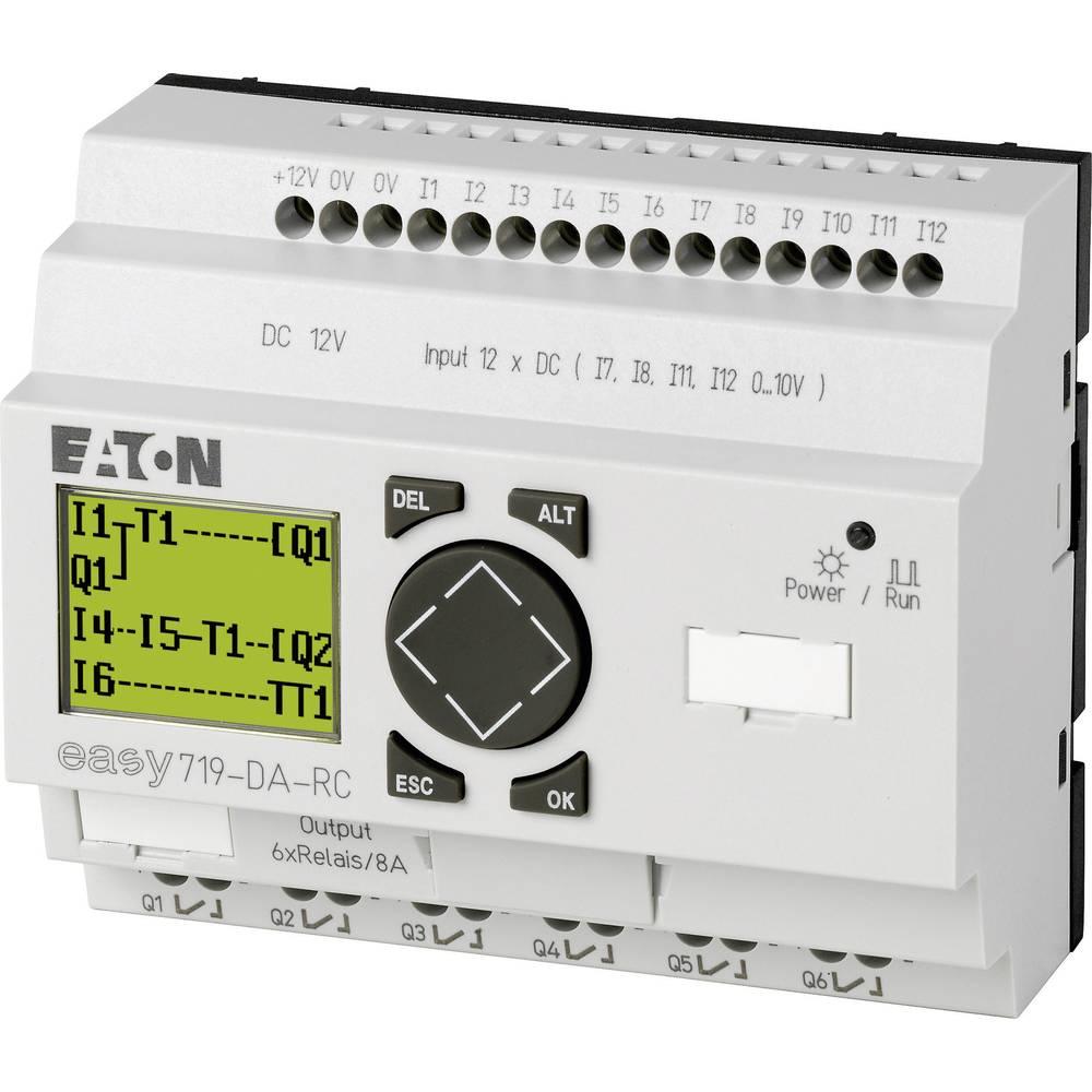 Eaton Kontrolni relej, osnovni komplet 719-DA-RC 274117 12 V/DC