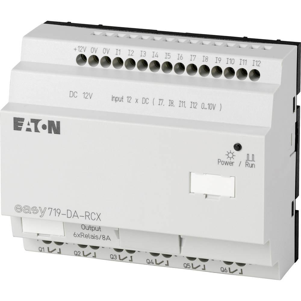 Eaton Kontrolni relej, osnovni komplet 719-DA-RCX 274118 12 V/DC