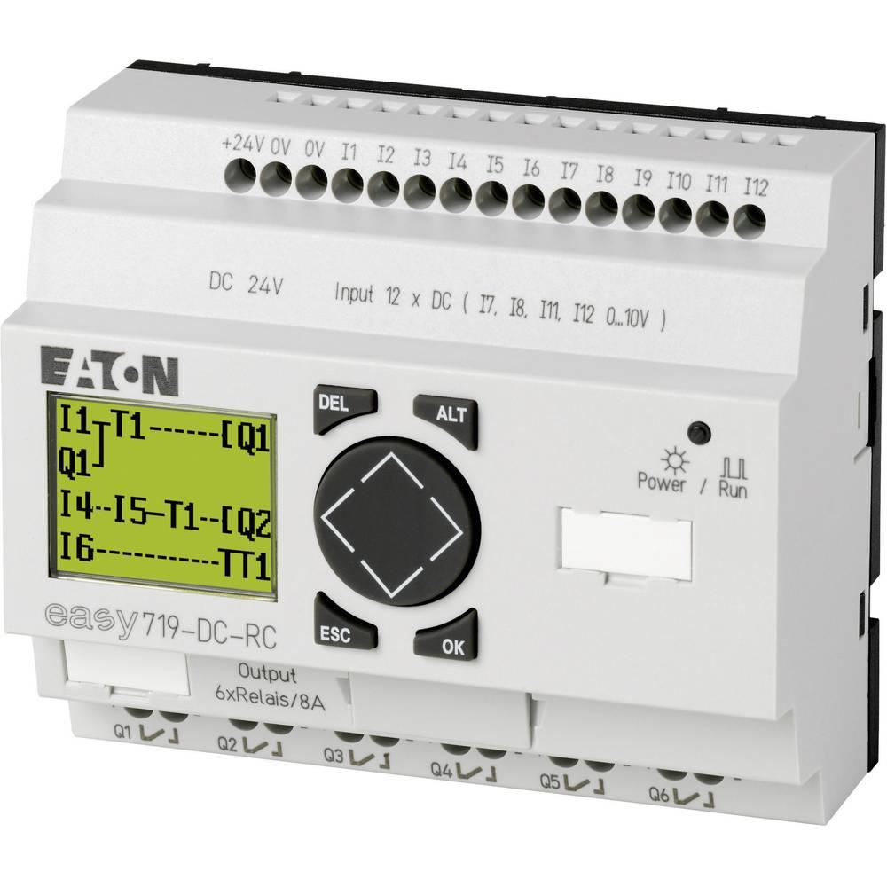 SPS-krmilni modul Eaton easy 719-DC-RC 274119 24 V/DC