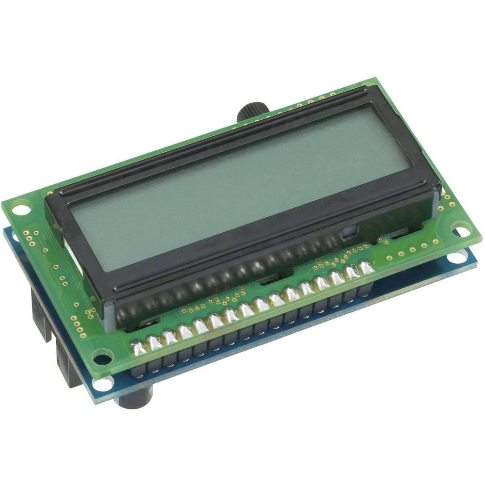I2C modul s LCD-zaslonom C-Control