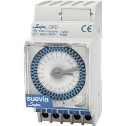 Stikalna ura za vodila, analogna Suevia SUPRA QRD 230 V/AC 16 A/250 V