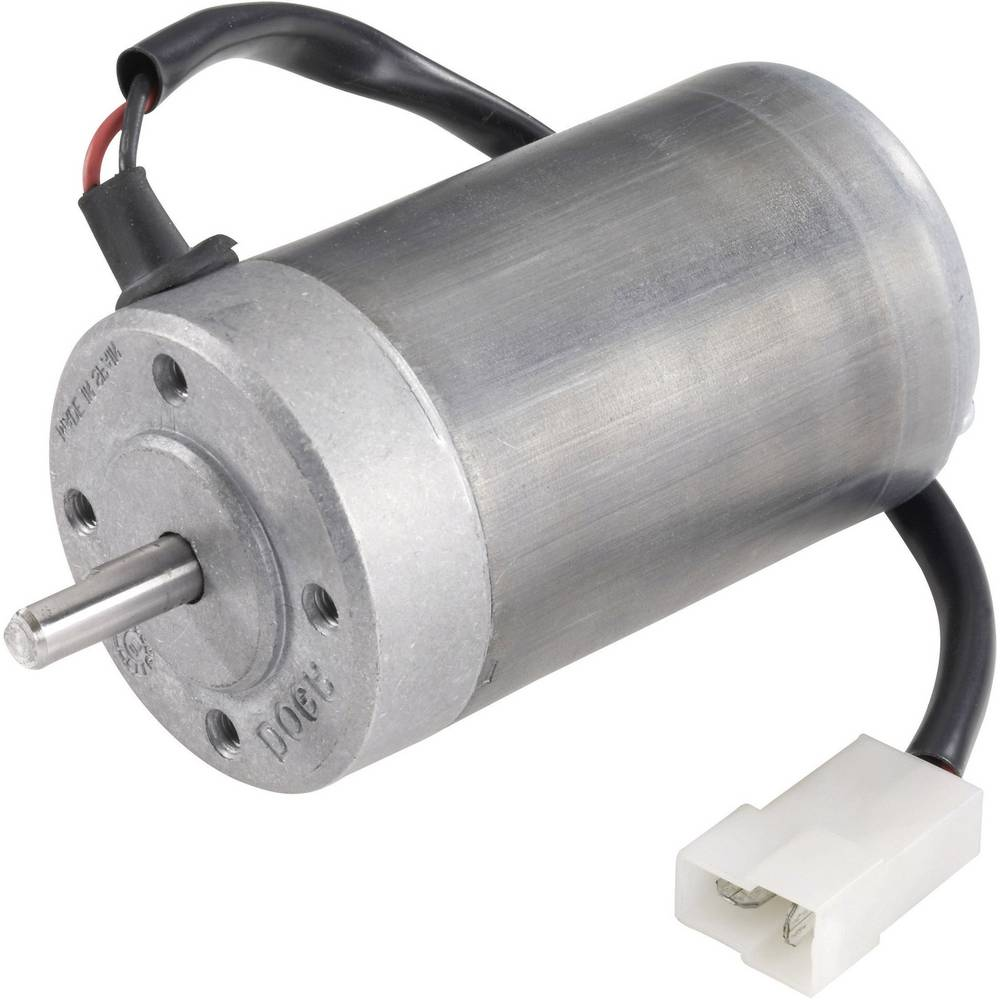DC-motor DOGA DO16241012B00/3008 12 V nazivni napon 7.5 A,0.18 Nm DO 162.4101.2B.00 / 3008