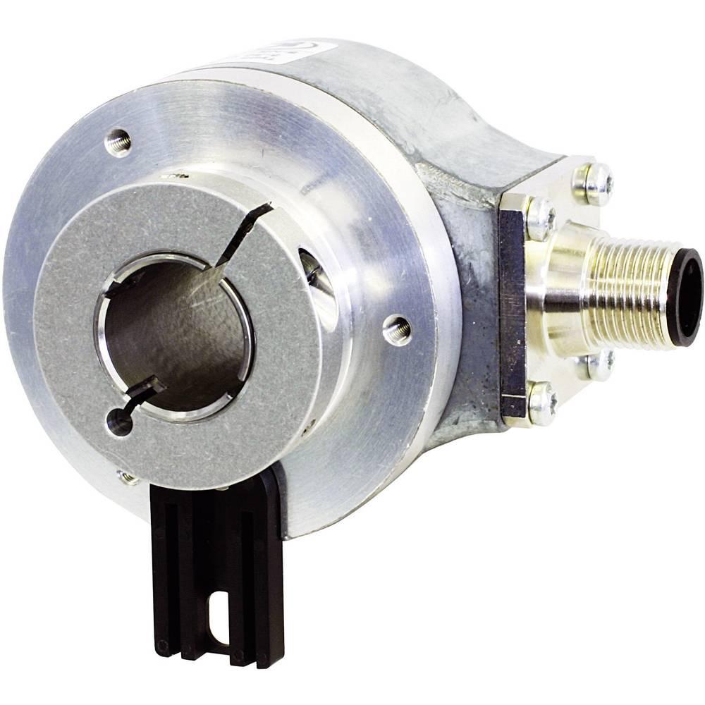Kübler-Inkrementalni davač Sendix 5020, 5 V/DC,1000 Imp/U, š.osovina 15mm, prirubnica 50mm 8.5020.2842.1000