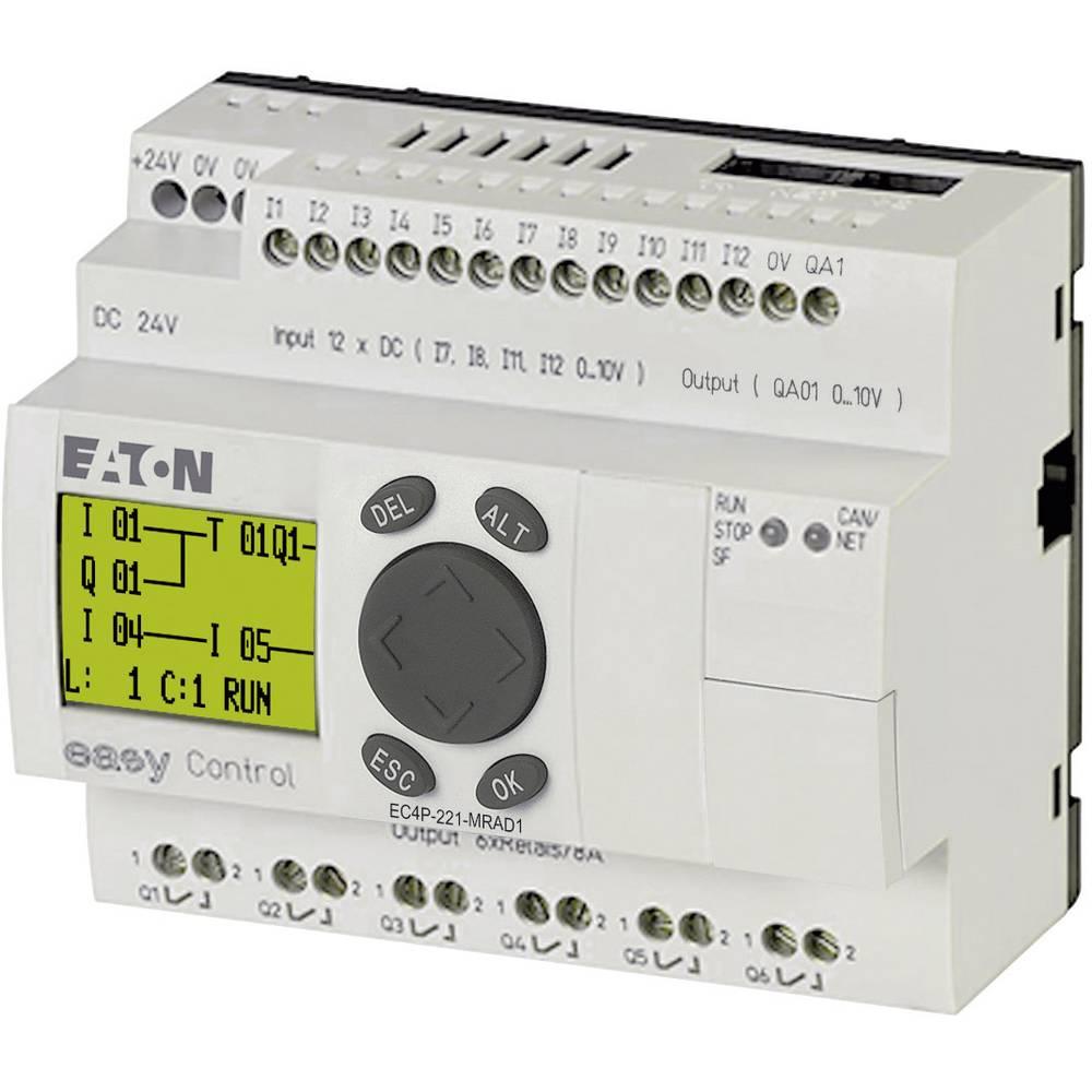 SPS-krmilni modul Eaton EC4P-221-MRAD1 106397 24 V/DC