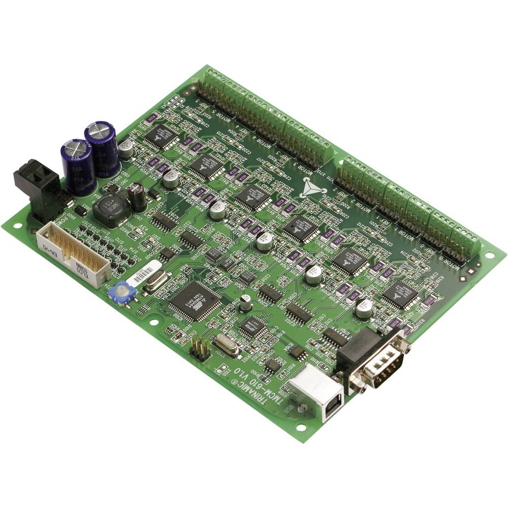 3-osni kontroler za koračni motor Trinamic TMCM-351-E-TMCL, 7-28, 5 V/DC, fazni tok: 2, 8 A