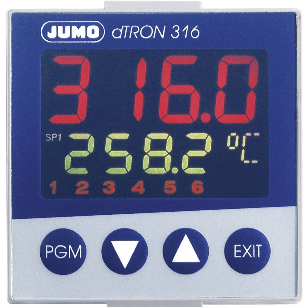 DTRON316 STALNI REGULATOR 703041 Jumo
