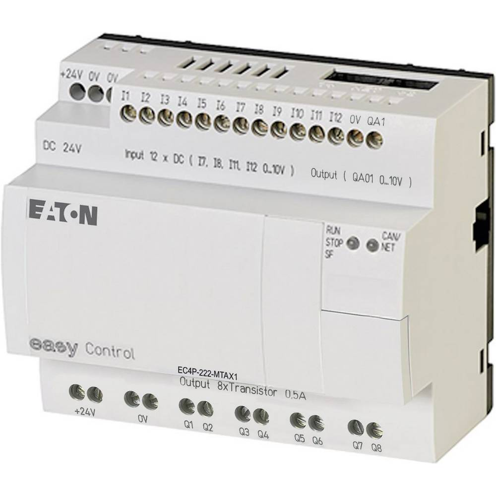 SPS-krmilni modul Eaton EC4P-222-MTAX1 106404 24 V/DC