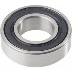 Žlebasto-kroglični ležaj UBC Bearing 61802 2RS, premer luknje 15 mm, zunanji premer 24 mm