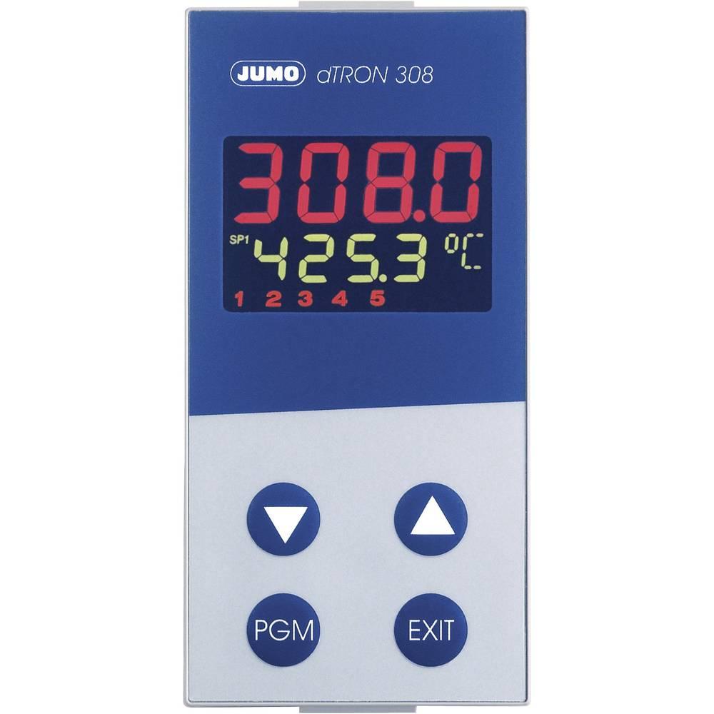 JUMO dTRON-Kompaktni regulator, modulacijski 110-240V/AC, 45x92X90 mm 703043