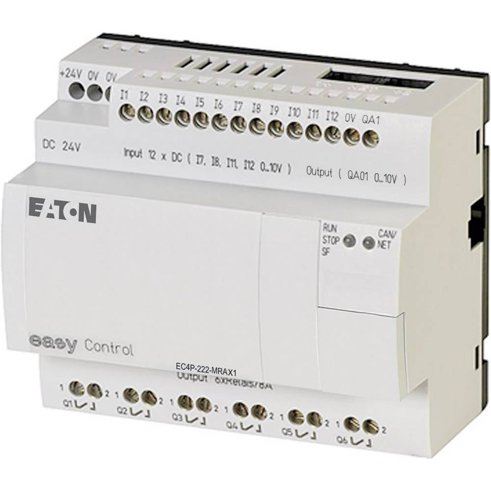 Eaton kompaktni kontroler easyControl EC4P-222-MRAX1 24 V/DC