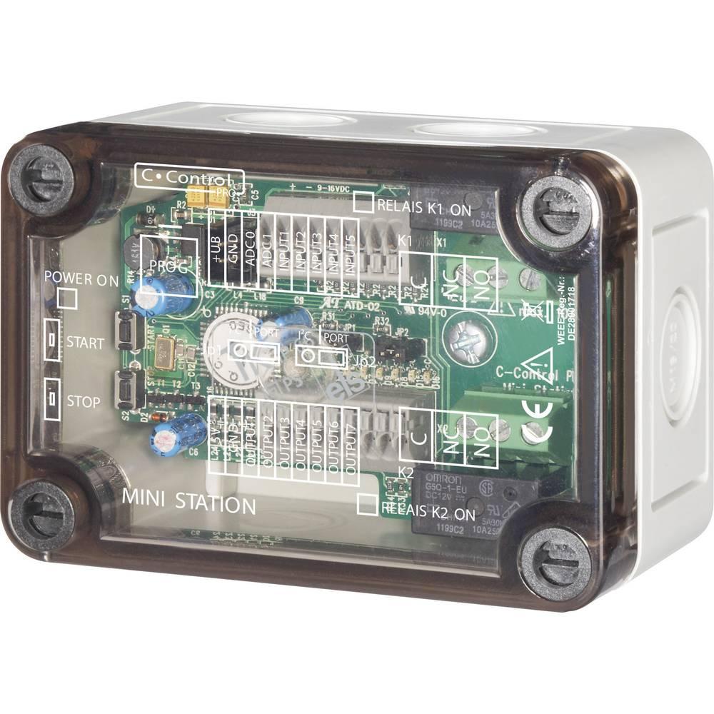Mini postaja C-Control Pro, 9-16 V/DC, vrsta zaščite: IP66
