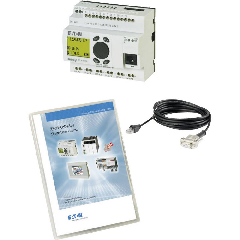 Eaton Kompaktno krmiljenje, osnovni komplet EASY CONTROLL 24 V/DC
