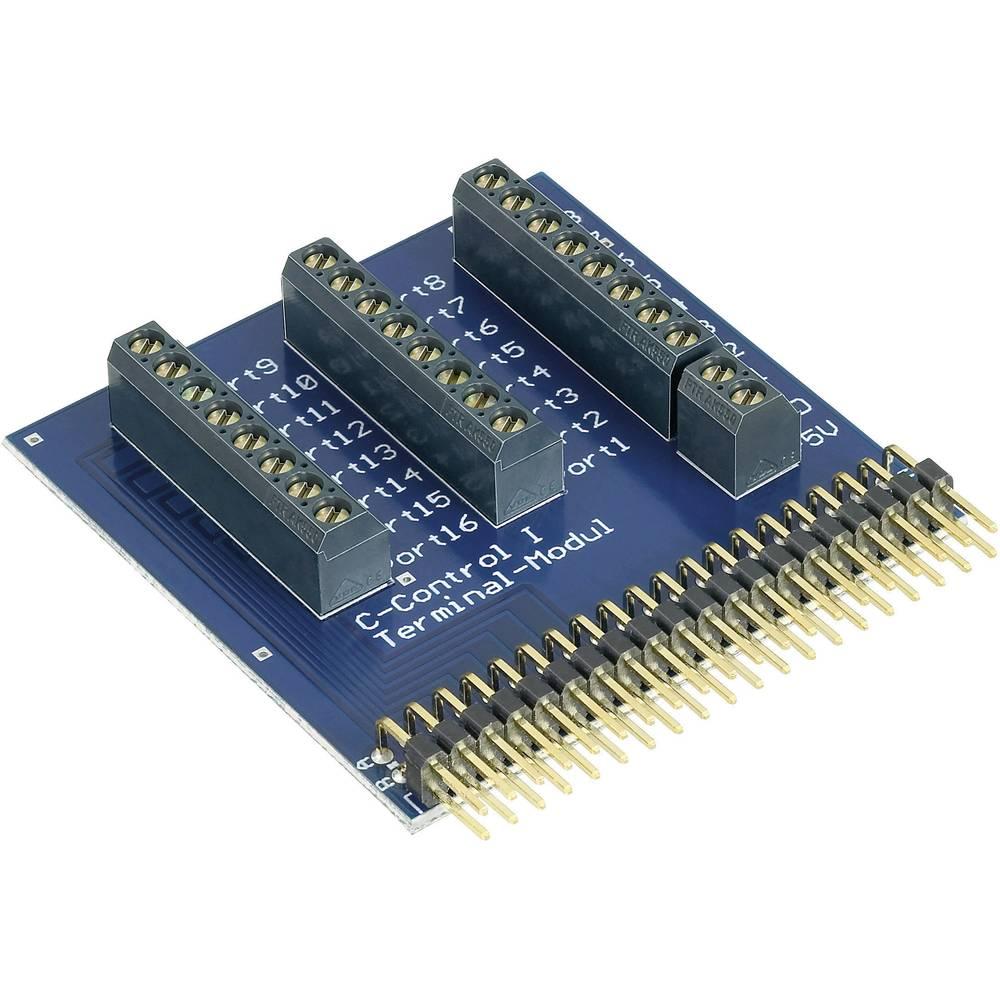 Modul s priključnimi spojkamiC-Control