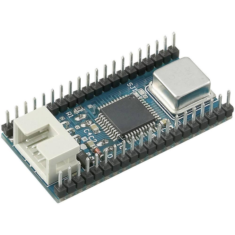 C-Control-I Enota M 2.0 BASIC 5 V/DC, 16 digitalnih vhodov/izhodov+ 8 analognih/digitalnih