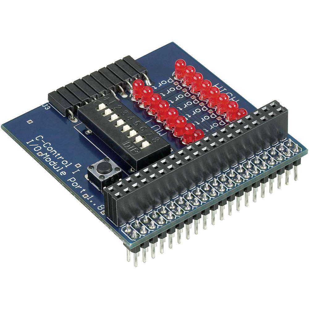 Vhodni/izhodni modul C-Control