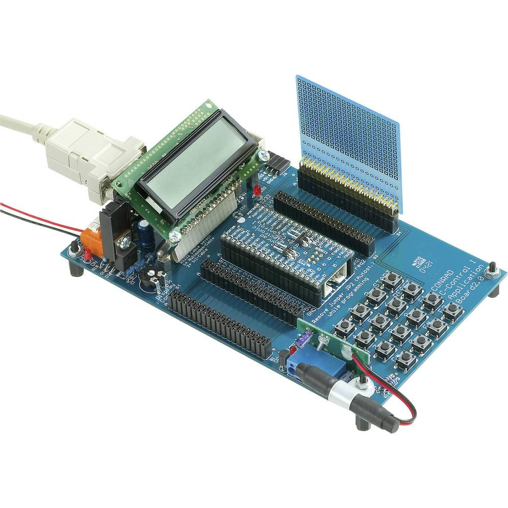Aplikacijska plošča C-ControlIC-Control