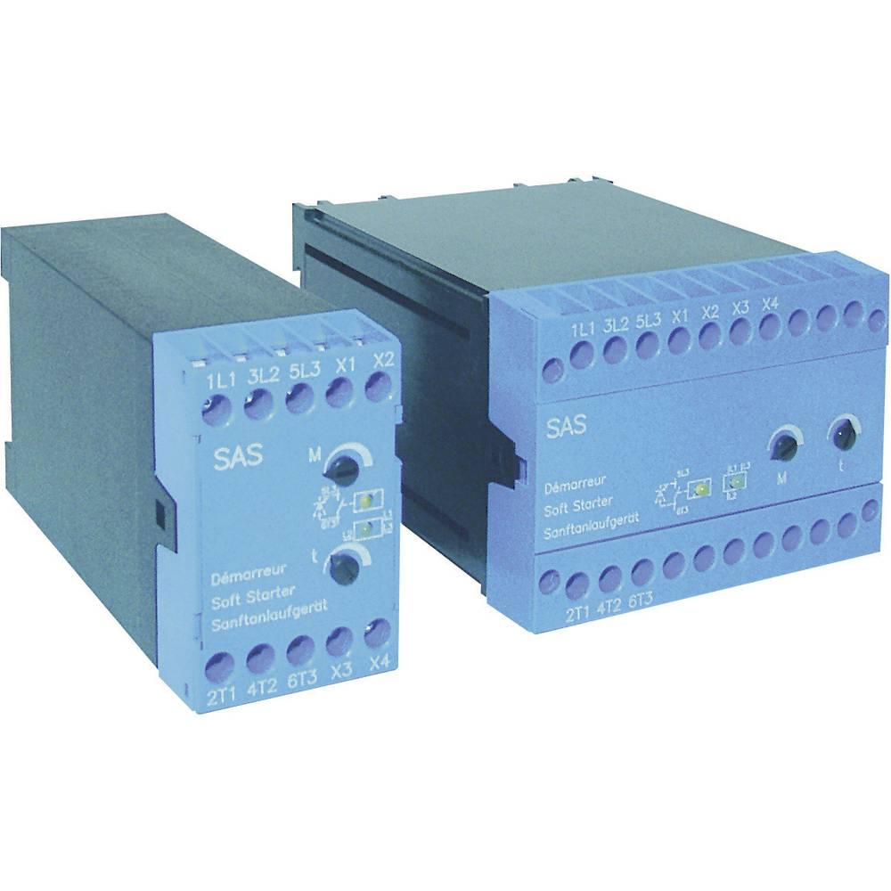 Mekani zaganjač Peter Electronic SAS 5, 5, 230/400 V/AC, snaga motora: 3, 0/5, 5 kW, 12 A