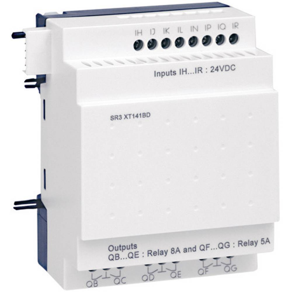 Razširitveni PLC-modul Schneider Electric Zelio Logic SR3 XTer Electric Zelio Logic SR3 XT