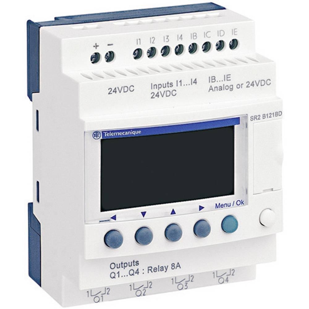Kompaktni PLC-krmilnik Schneider Electric Zelio Logic SR2 B1er Electric Zelio Logic SR2 B1