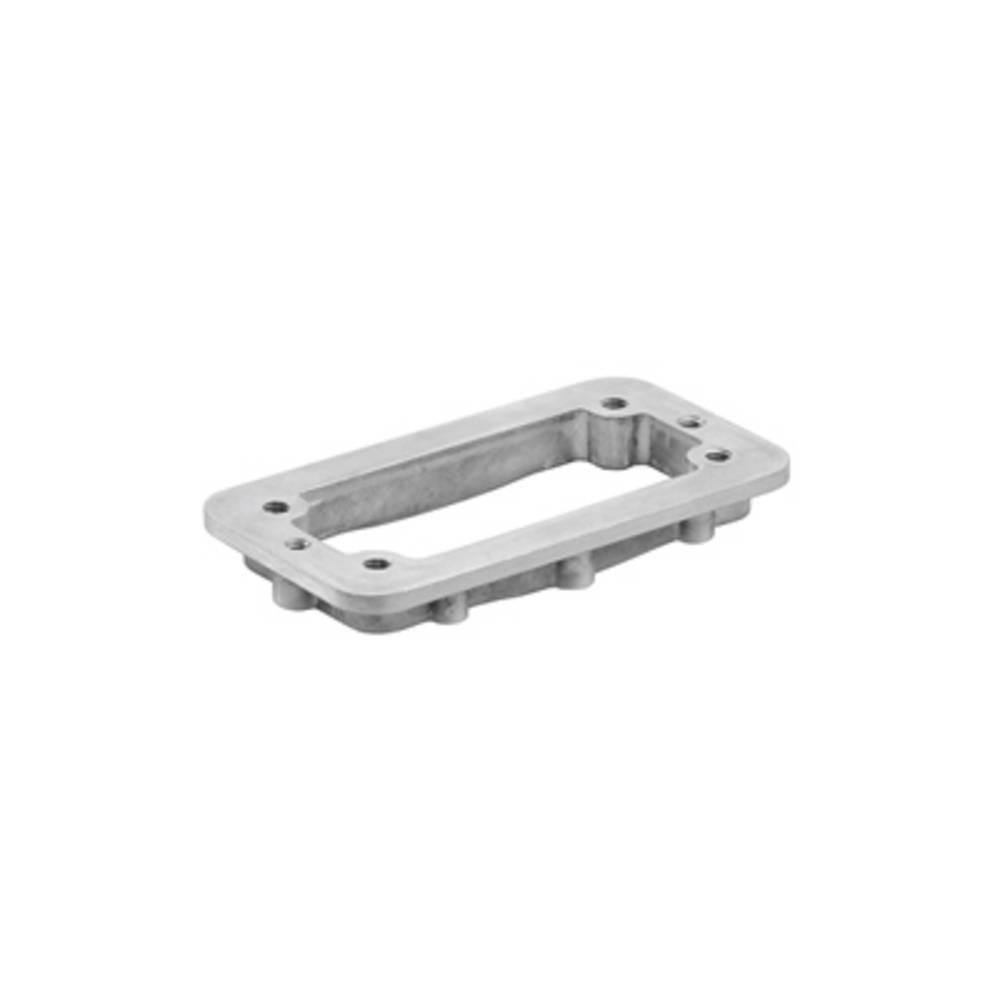 Ohišje vtičnega konektorja HDC IP65 10B FRAME M4 Weidmüller vsebuje: 1 kos