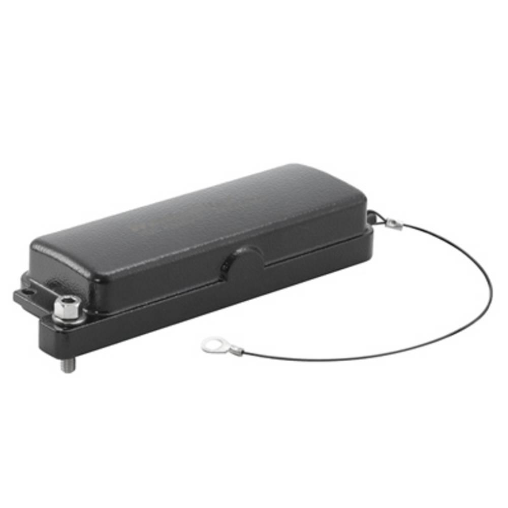 Ohišje vtičnega konektorja HDC IP68 24B COVER Weidmüller vsebuje: 1 kos