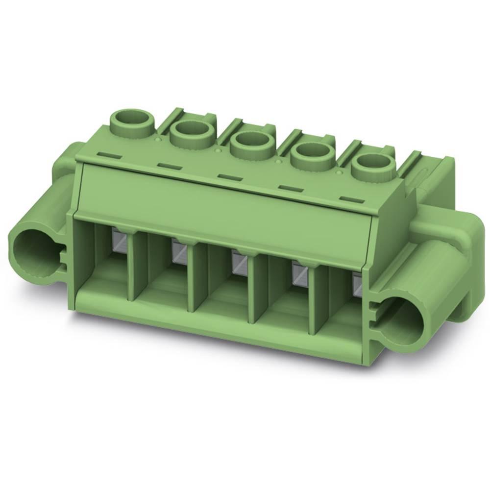 Tilslutningskabinet-kabel PC (value.1360698) Samlet antal poler 8 Phoenix Contact 1777891 Rastermål: 7.62 mm 50 stk