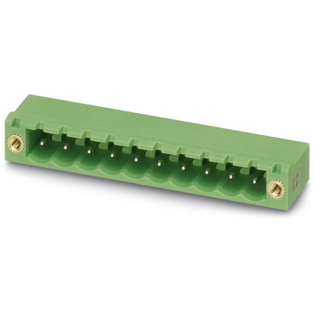 Pinsko ohišje za tiskano vezje MSTB Phoenix Contact 1924088 raster: 5.08 mm 50 kosov