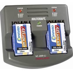 Punjač baterija VOLTCRAFT VC209-Li 9 V blok