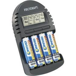 Polnilna naprava za okrogle baterije VOLTCRAFT BC-300 Micro (AAA), Mignon (AA)