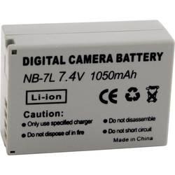 Baterija za kameru Conrad energy 7.4 V 700 mAh zamjenjuje originalnu bateriju NB-7L