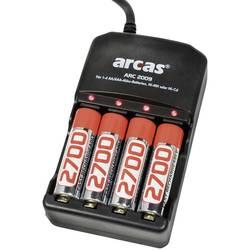 Punjač uklj. 4 NiMH Mignon baterije 2700 mAh 20722009 ARC-2009