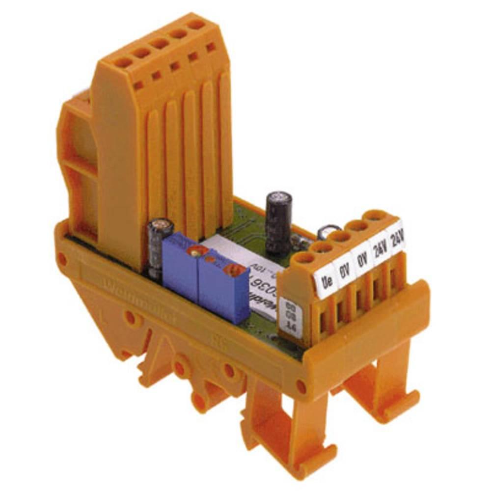 D/A-pretvornik RS D8-U +-10V kataloška številka 1123361001 Weidmüller vsebuje: 1 kos