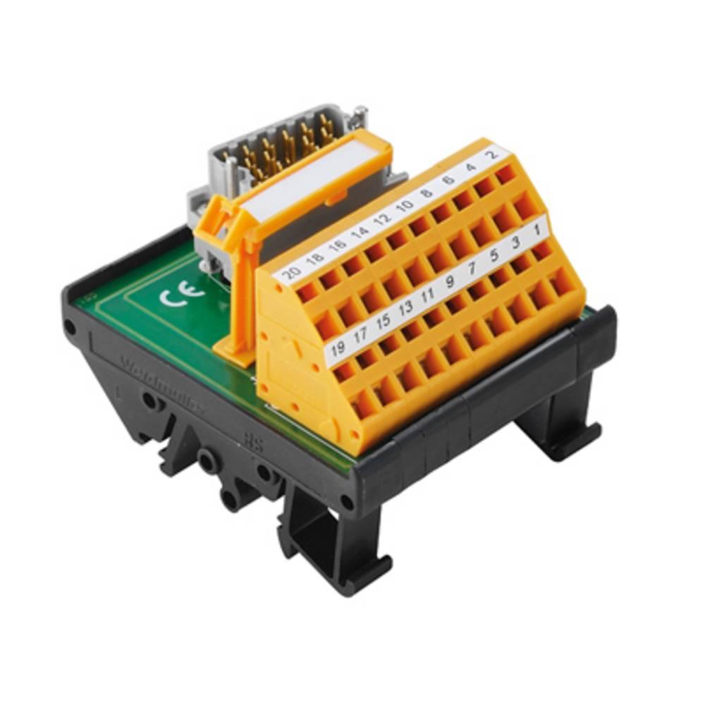Prenosni element RS ELCO 20/20RM Z Weidmüller vsebina: 1 kos