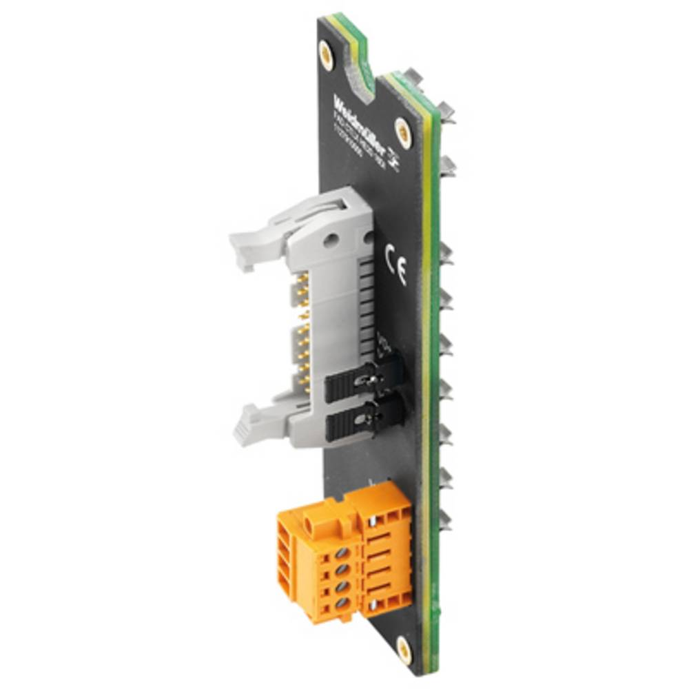 Prednji adapter za SPS FAD CTLX HE20 16DI Weidmüller vsebina: 1 kos