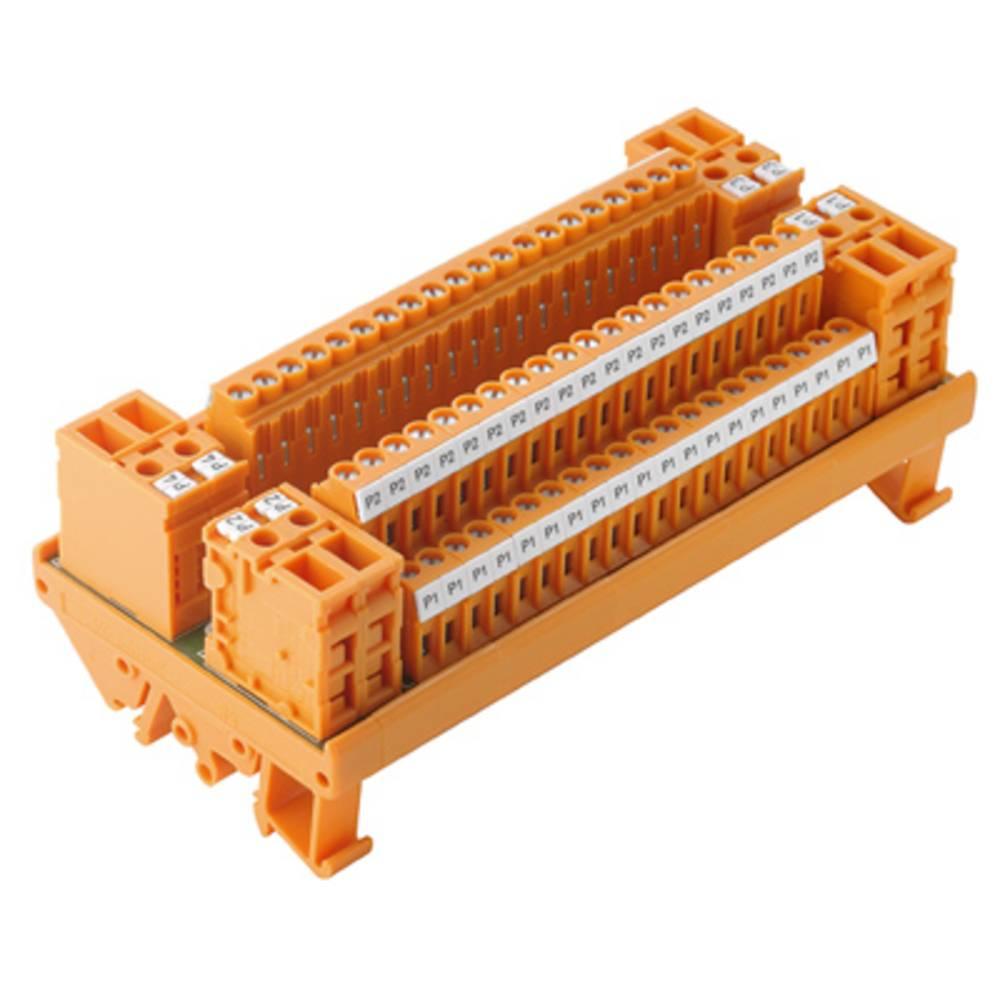 Prenosni element RS VERT 4P 20X4 S Weidmüller vsebina: 1 kos