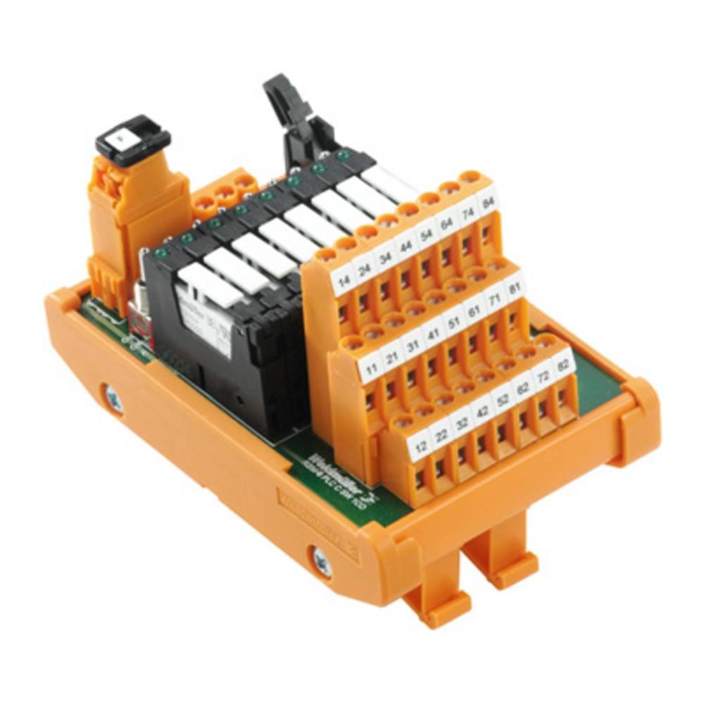 Tiskano vezje za rele 1 kos Weidmüller RSM-8 PLC C 1CO Z 1 x preklopni 24 V/DC