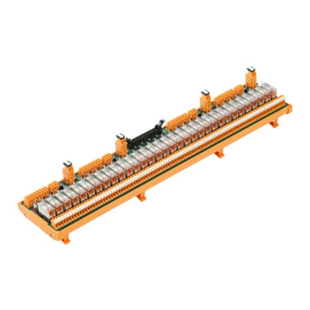 Tiskano vezje za rele 1 kos Weidmüller RSM-32 PLC 1CO Z 1 x preklopni 24 V/DC, 24 V/AC