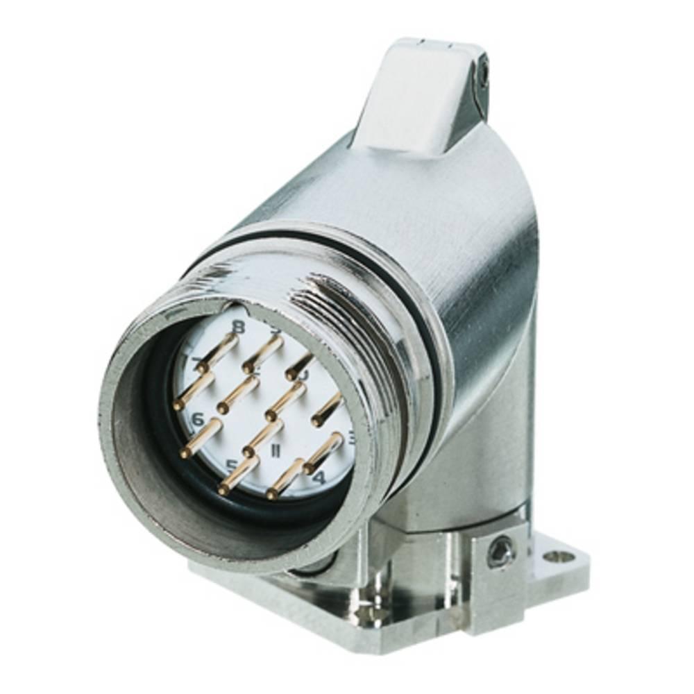 Sensor- /aktor-stikforbinder til indbygning M23 Tomt hus Weidmüller 1169980000 SAIE-M23-S-W 1 stk