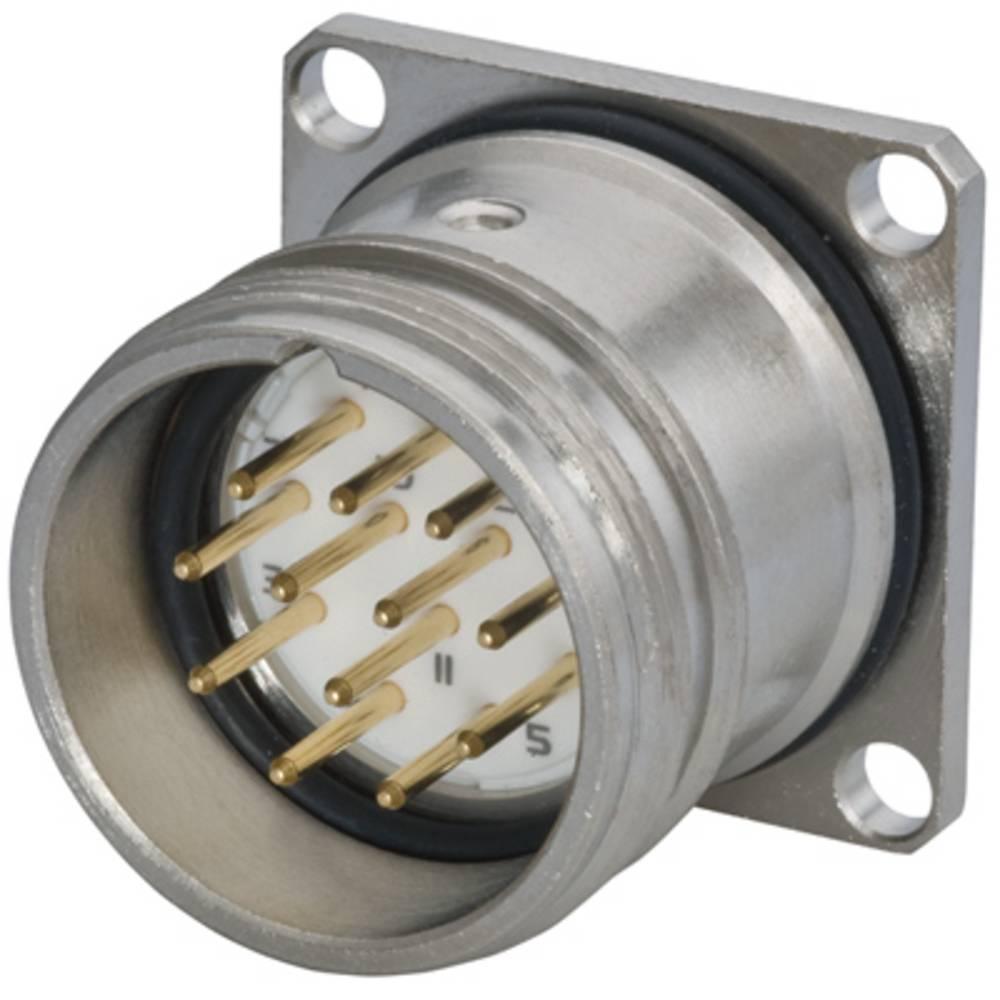 Sensor- /aktor-stikforbinder til indbygning Weidmüller SAIE-M23-S-HW 1 stk