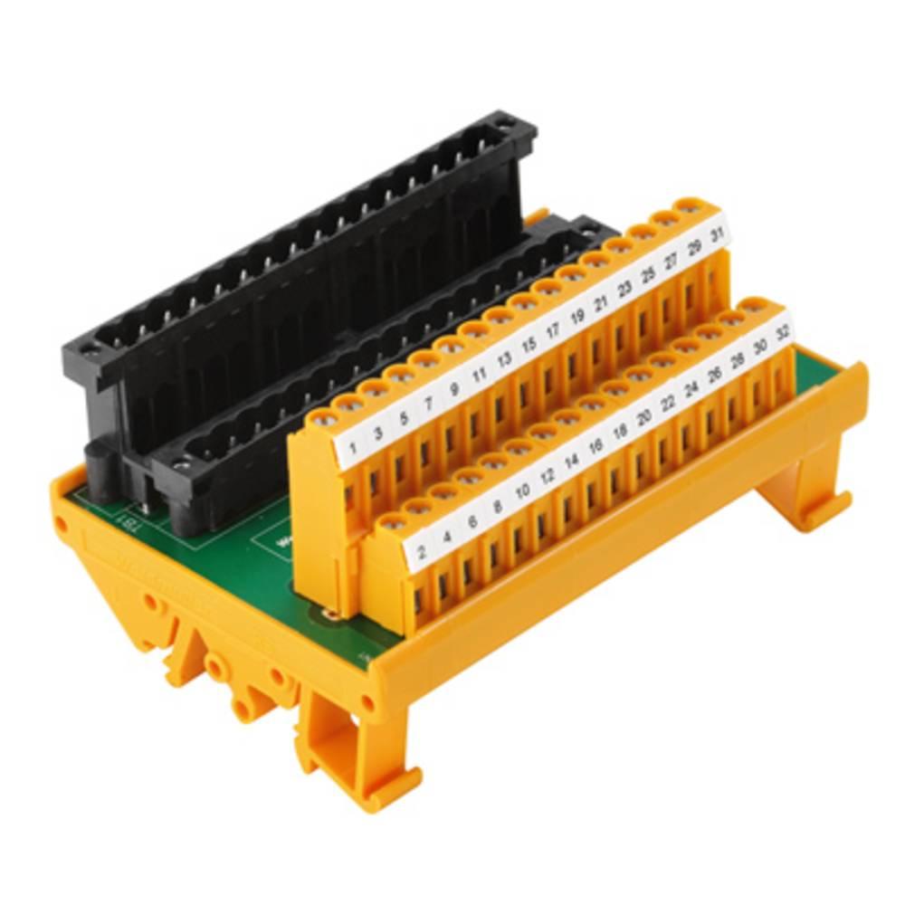 Prenosni modul FTA-C300-16AO-SH-P Weidmüller vsebina: 1 kos