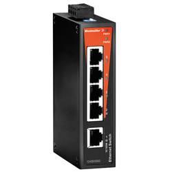 Omrežno stikalo, neupravljalno Weidmüller IE-SW-BL05T-5TX število Ethernet vrat 5
