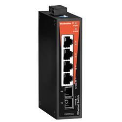 Omrežno stikalo, neupravljalno Weidmüller IE-SW-BL05-4TX-1SCS število Ethernet vrat 4