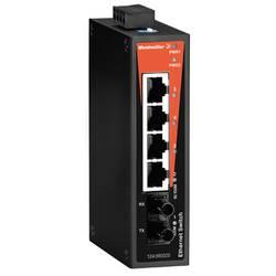 Omrežno stikalo, neupravljalno Weidmüller IE-SW-BL05-4TX-1ST število Ethernet vrat 4