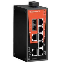 Omrežno stikalo, neupravljalno Weidmüller IE-SW-BL08-7TX-1SCS število Ethernet vrat 7