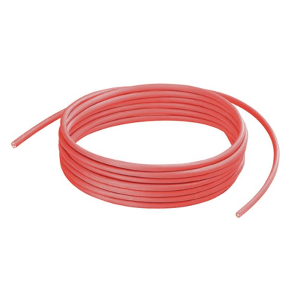 RJ45 omrežni priključni kabel CAT 7 S/FTP [1x RJ45-vtič - 1x RJ45-vtič] 305 m rdeč z UL-certifikatom Weidmüller